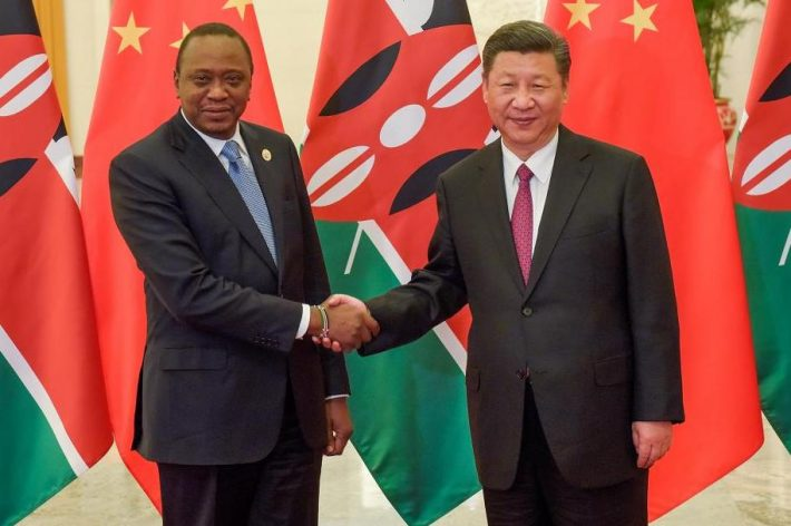 Yes, China is Kenya's biggest trading partner – but it's not